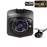 X201 Telecamera per automobile con telecamera esterna