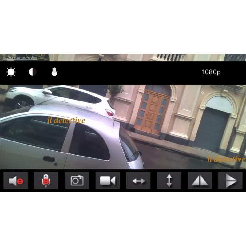 Micro telecamera trasmissione diretta security sistem for Diretta camera