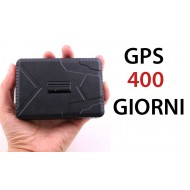 Gps tracker 400 giorni di autonomia